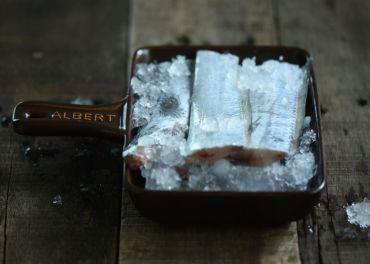 白帶魚  切塊