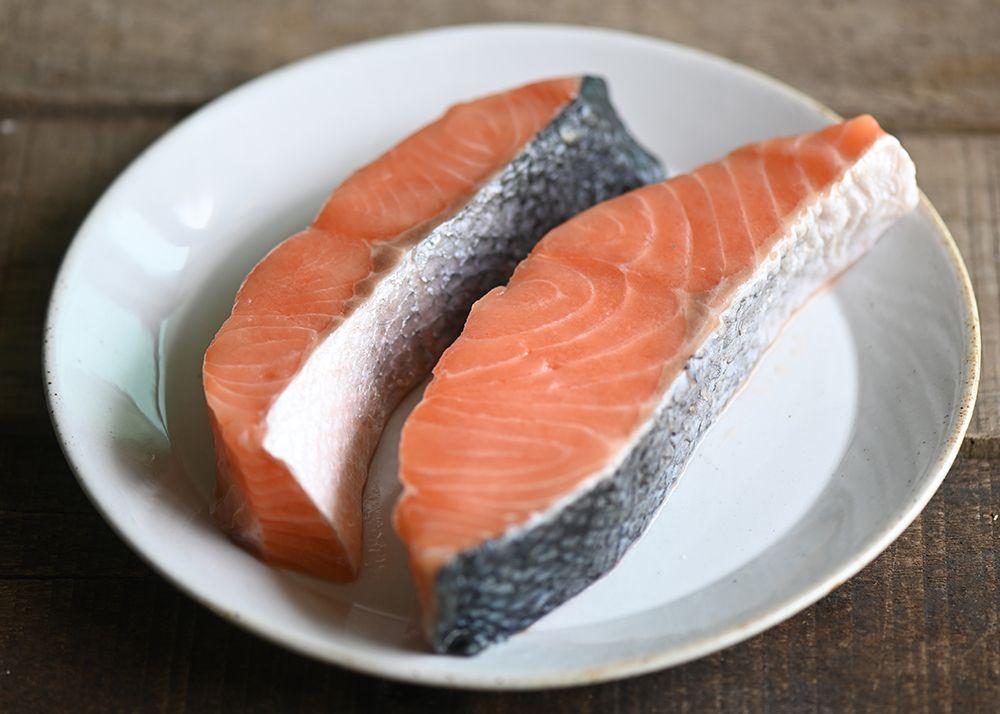 鮭魚無刺菲力排 兩塊裝