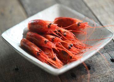 台灣大頭甜蝦 蝦頭
