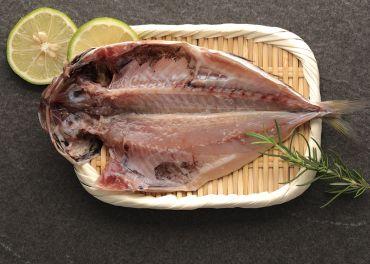竹筴魚無鹽漬