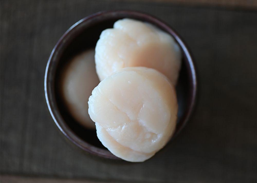 日本北海道L干貝