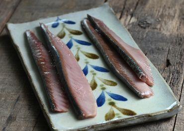 台灣鯖魚血合肉條 有刺