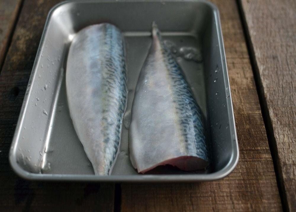 台灣無鹽漬鯖魚片 去刺