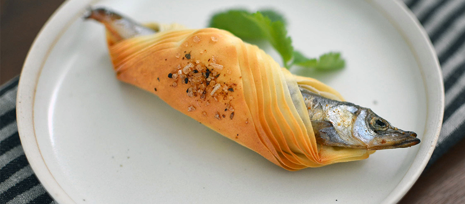 香酥脆皮柳葉魚