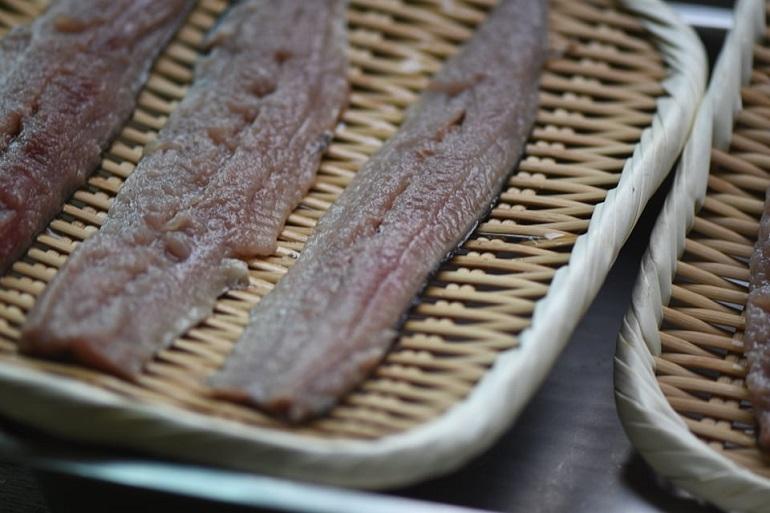 秋刀魚一夜干