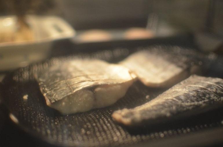 『鰆』白北魚