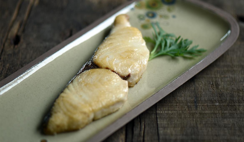 香煎馬加魚(土魠)魚排