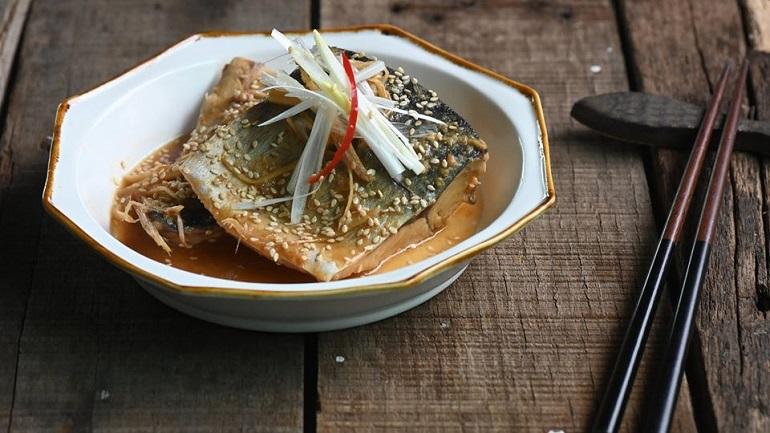防疫常備菜│鯖魚味噌煮