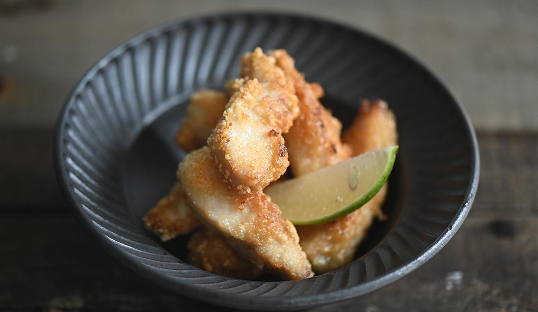 鹹酥鬼頭刀魚