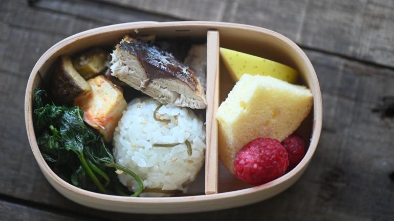 香烤油漬鯖魚