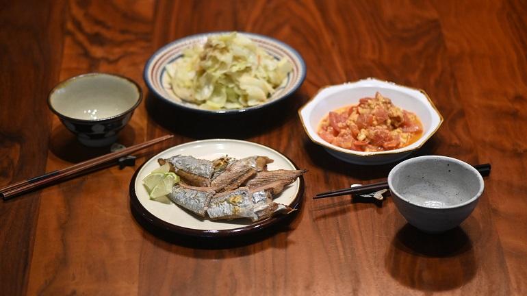 布拉魚來上菜