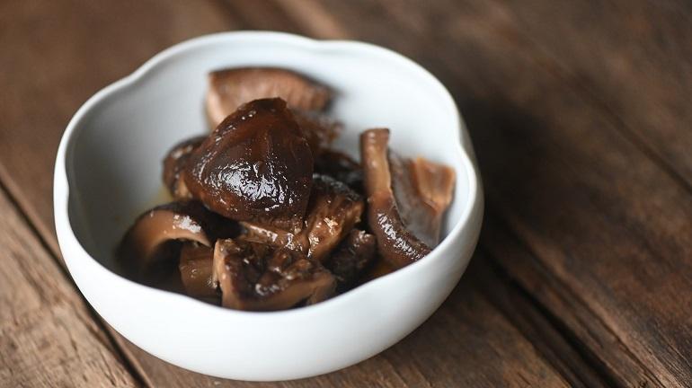 日式香菇佃煮