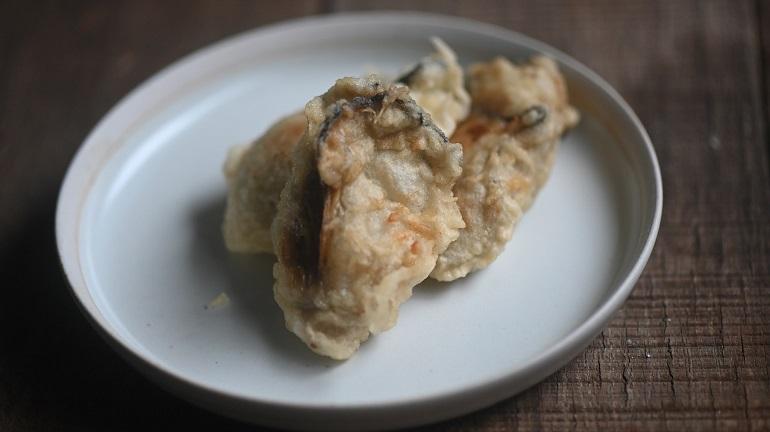 天婦羅系炸牡蠣