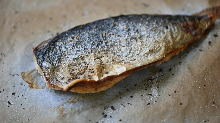免退冰烤鯖魚