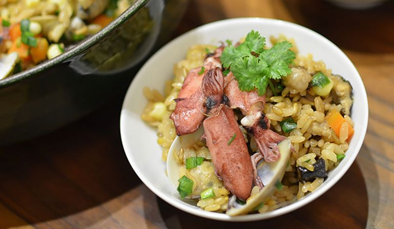 小卷雜炊飯