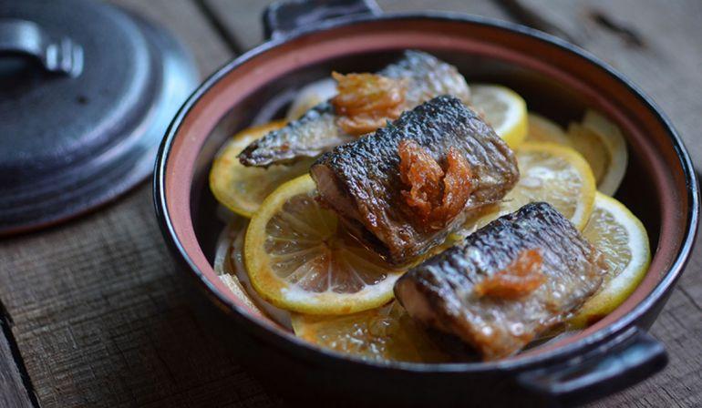 油漬秋刀魚檸檬鍋
