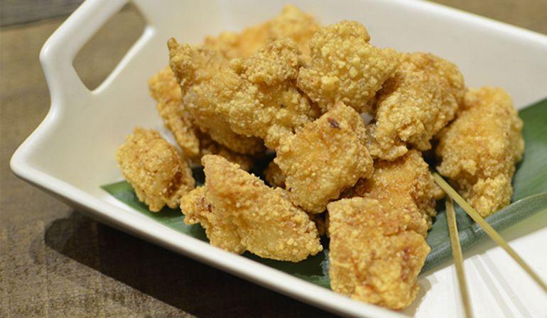 鹹酥炸魚排
