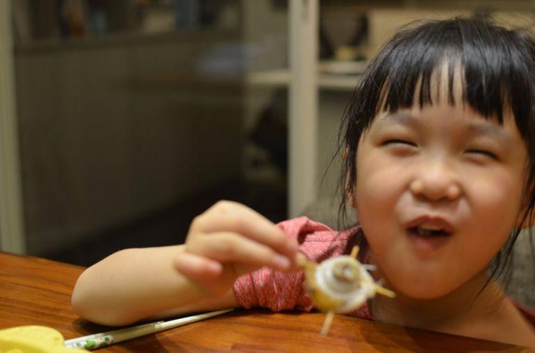 白帶魚花卷