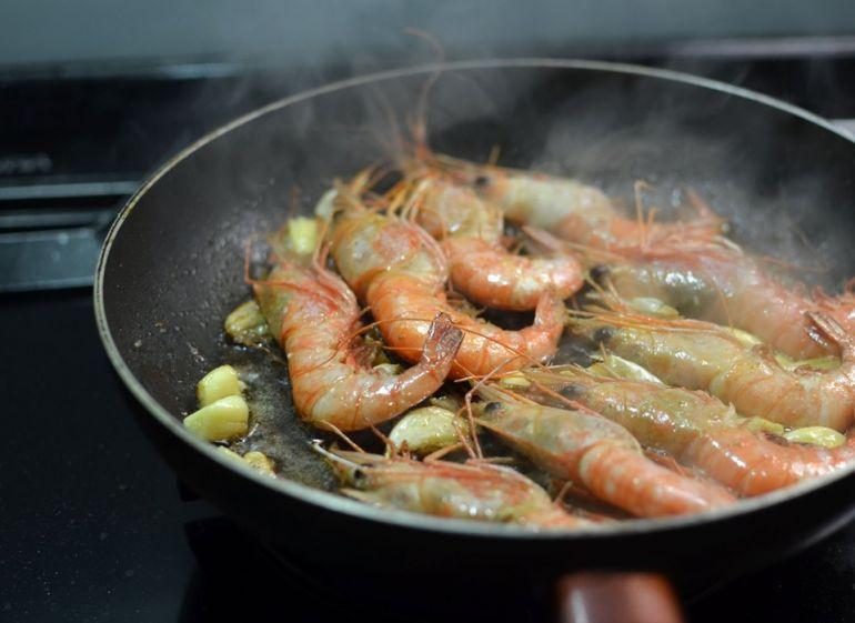 甜蝦最佳熟度