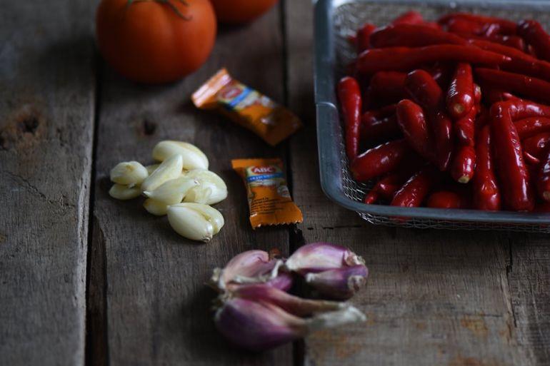 印尼風味番茄辣椒