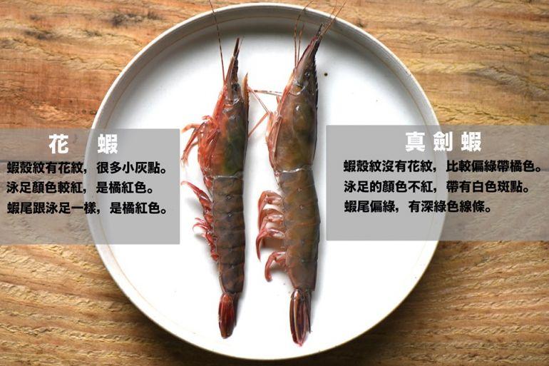 劍蝦&花蝦