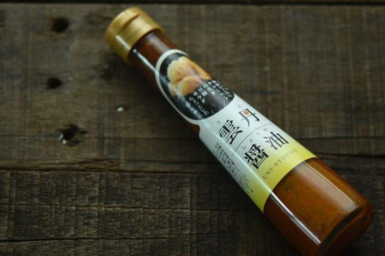加海膽的醬油