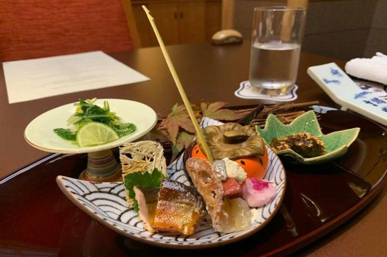 燻製秋刀魚