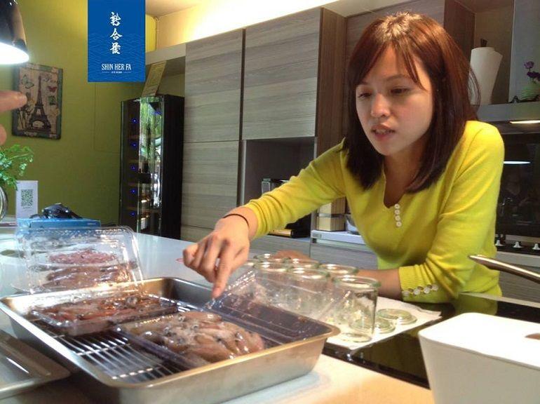 729舉辦漁家女兒的魚鱻食帖新書分享會!