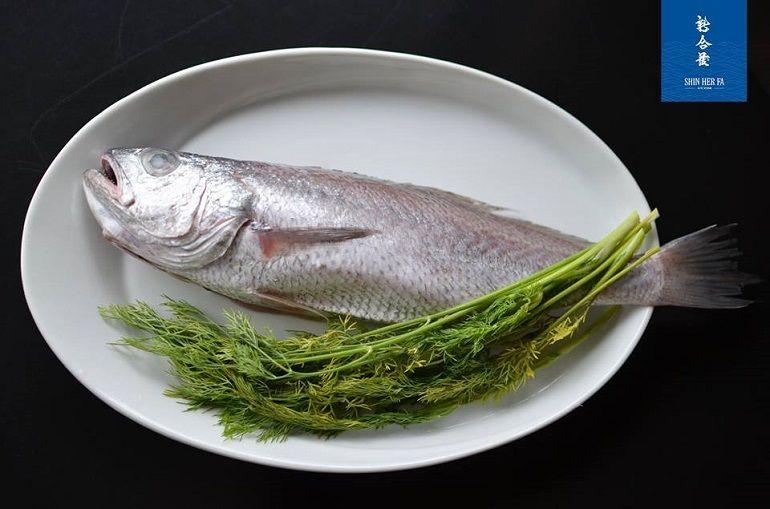 有魚一烤變主菜