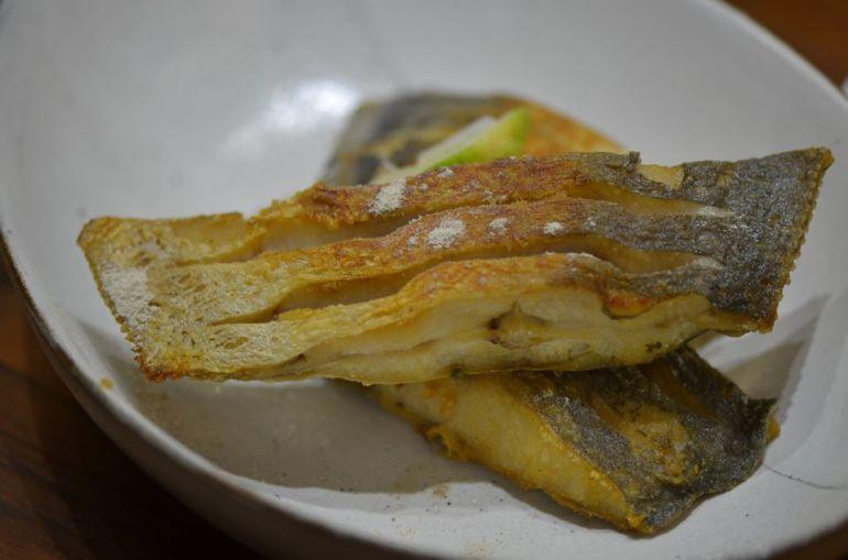 香煎白鯧魚