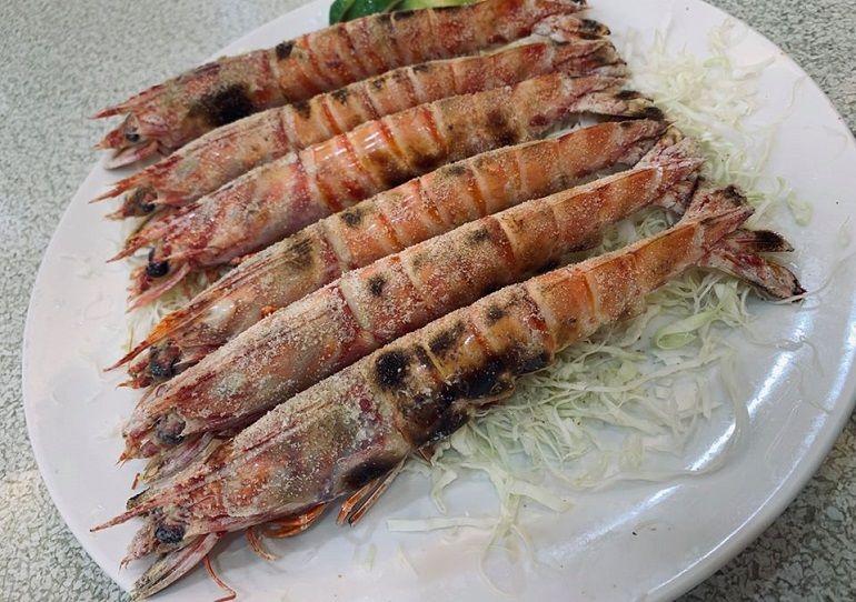 心目中的第一的台式海鮮餐廳