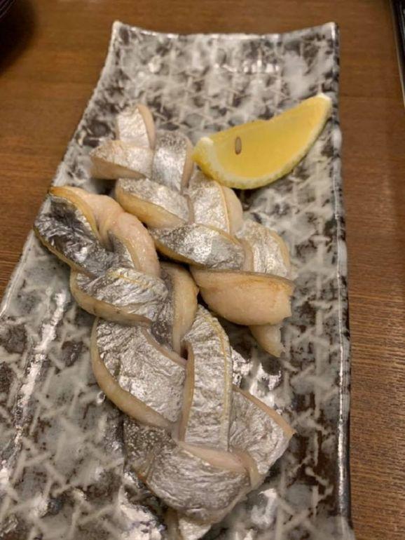 白帶魚辮子