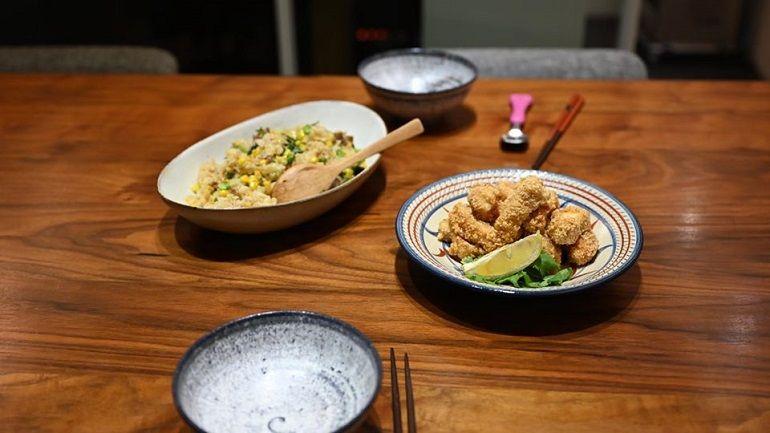 鹹酥魚(鬼頭刀魚)
