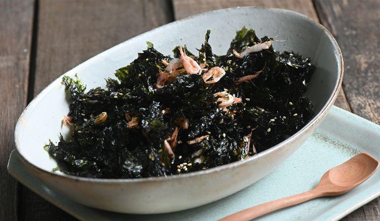 櫻花蝦海苔酥鬆