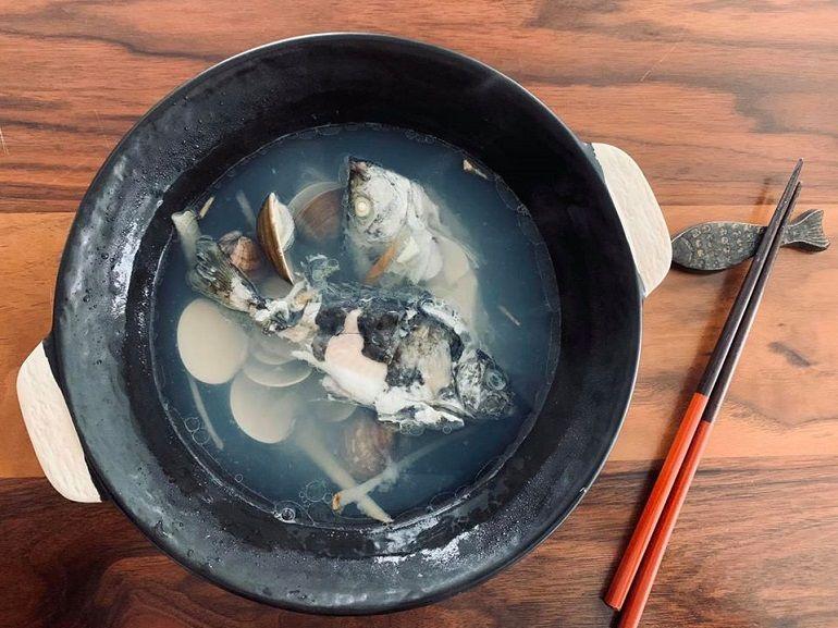 媽媽牌魚湯