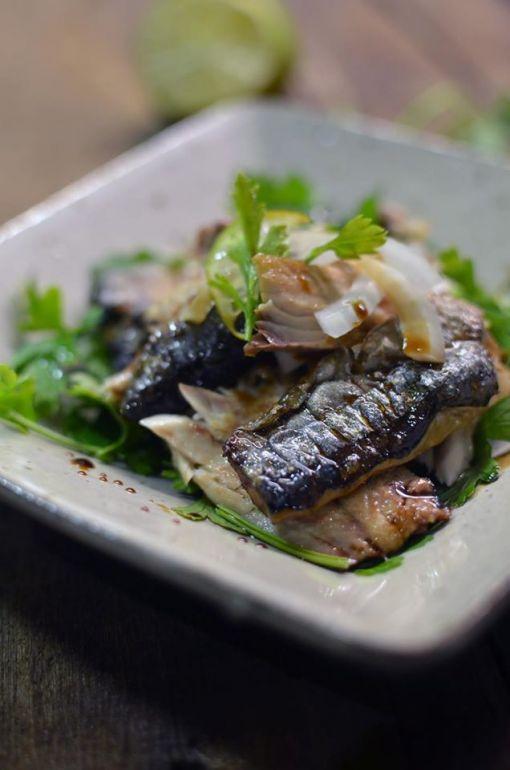 有濃濃魚味的魚