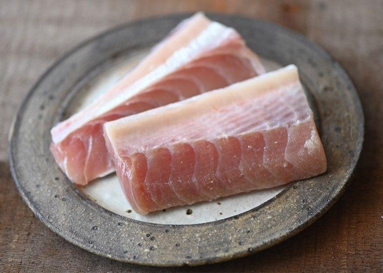 Q嫩Q嫩的鮪魚腹肉