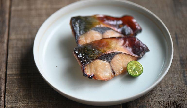 鯖魚西京燒
