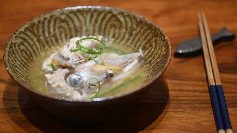 川爸流味噌湯