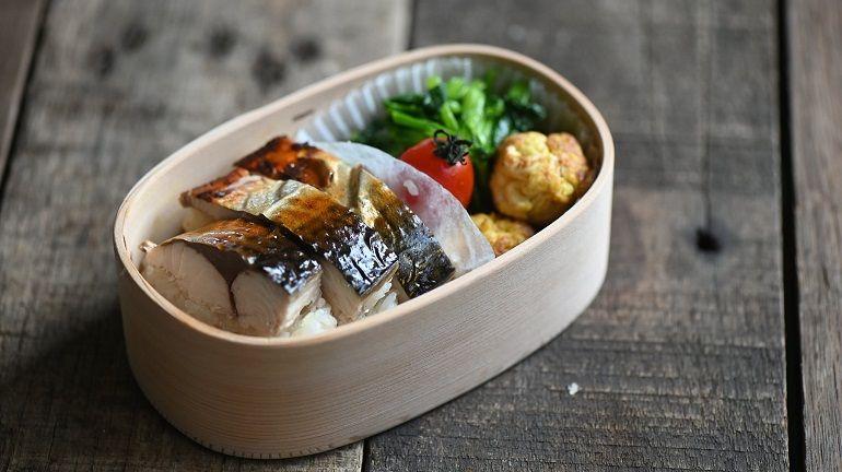 魚便當|鯖魚棒壽司