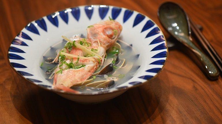 平底鍋一樣能煮魚湯