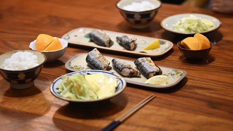 今晚,我想來點『烤秋刀魚』