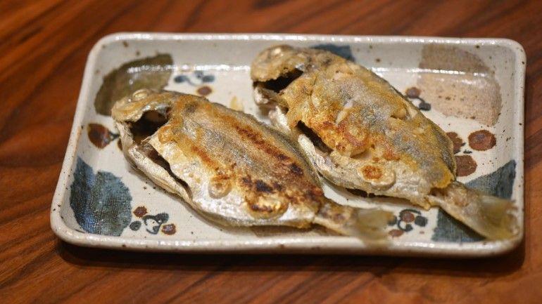 四分鐘煎肉魚