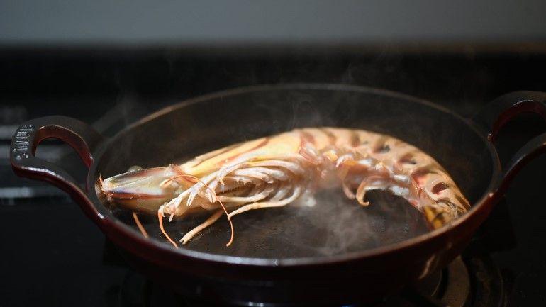 大明蝦要來囉
