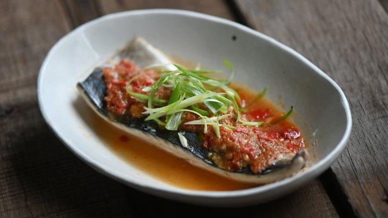 剁椒味噌鯖魚