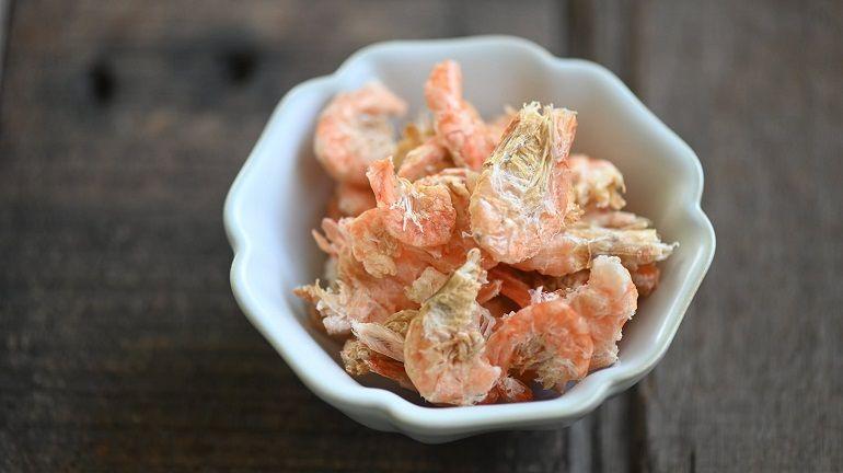 白蝦乾味噌魚湯