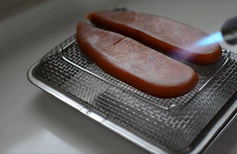炙燒烏魚子