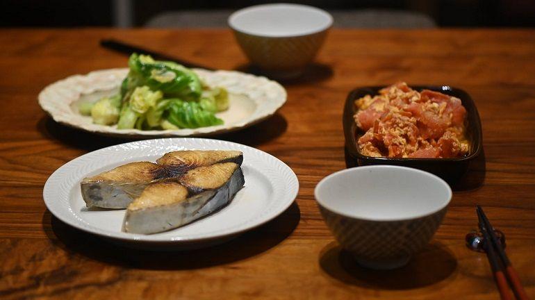 乾煎馬加魚
