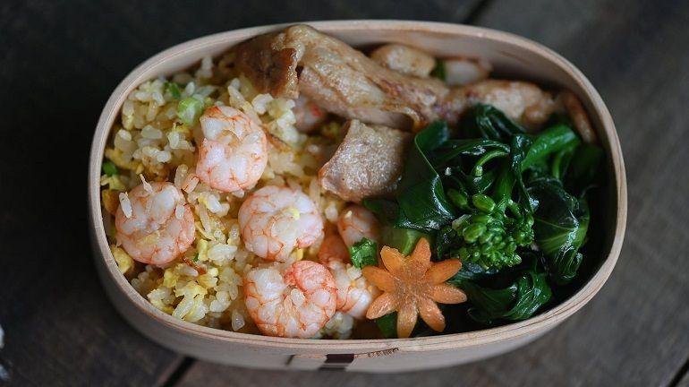 劍蝦蛋炒飯