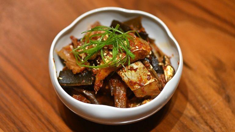 韓式辣味佃煮煙仔虎魚腹肉